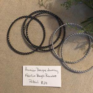 Premier Designs Bangle Bracelets